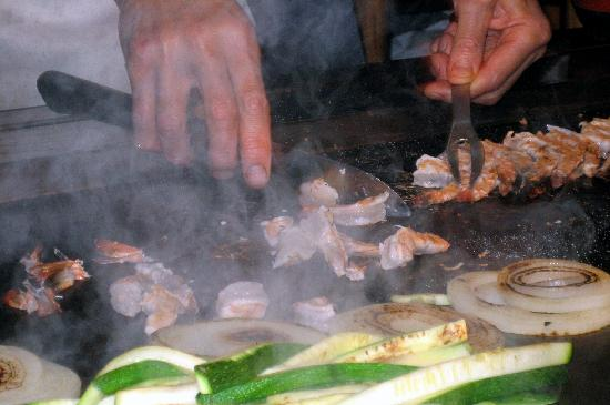 Benihana: Lots to Grill at Once