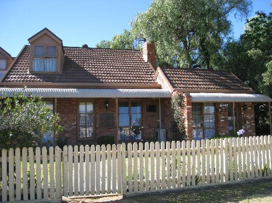 Moama, Australien: Outside charm