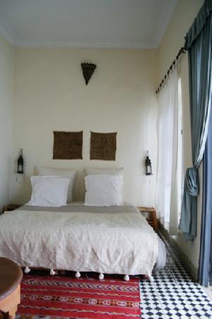 Dar Touyir: notre chambre