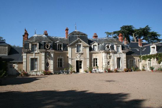 Chateau de Colliers: La façade du château