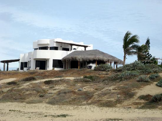 Osprey San Pedrito: the house