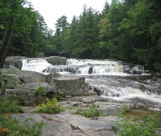 Jackson, New Hampshire: Jackson Falls