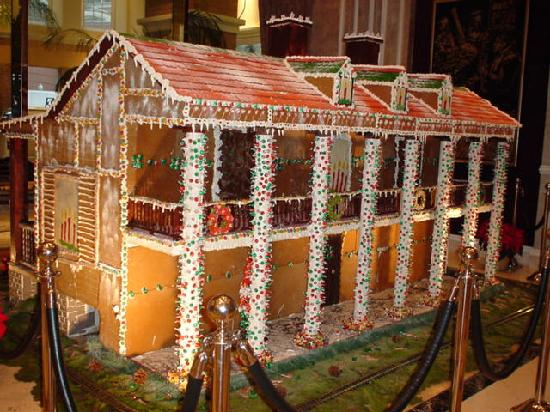 Shopping In Biloxi Ms >> Gingerbread House Harrah's Hotel - Picture of French ...
