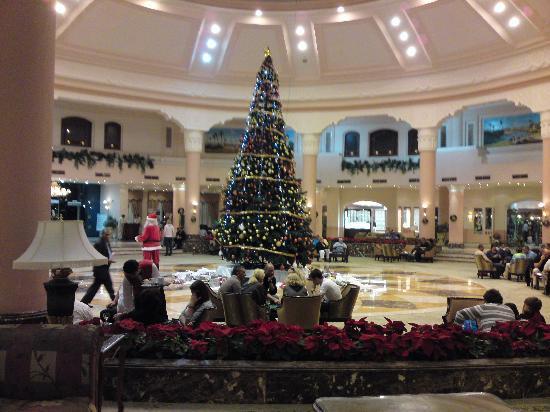 lti Tropicana Grand Azure : lobby area