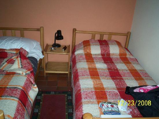 Casona del Patio: the room