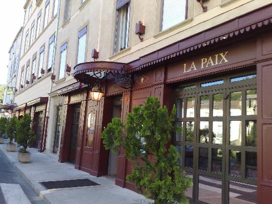 Lodeve, Frankrig: la paix