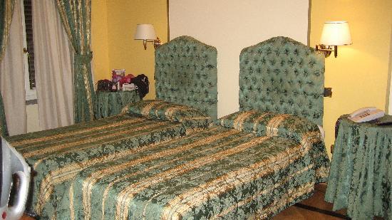 Residenza Canali ai Coronari: Twin Beds