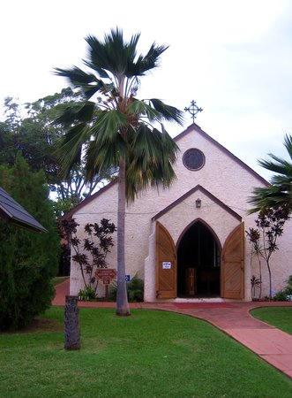 Lahaina, Hawái: Holy Innocents Church
