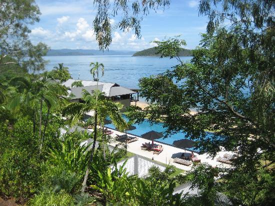 Qualia Resort: Overlooking Long Pavilion