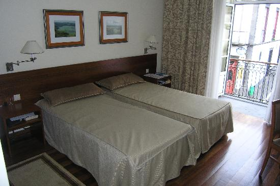 Hotel Camoes: Bedroom
