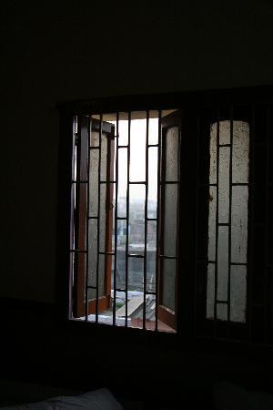 Hajipur, India: Hotel Liohhwi の部屋から
