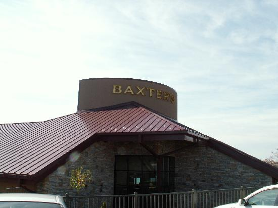 Baxter's Lakeside Grille: resturant