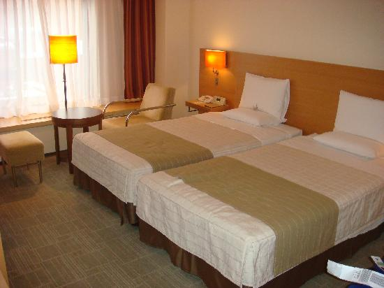 What Is Twin Room In Hotel In Sapporo