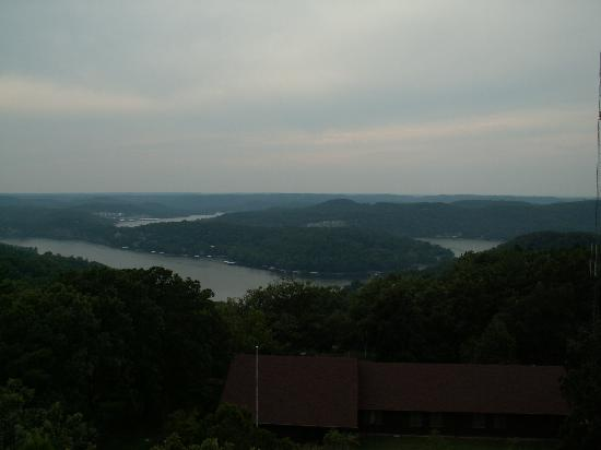 Camdenton, MO: view from Thunder mountain tower