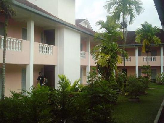 Hotel Seri Malaysia: rooms
