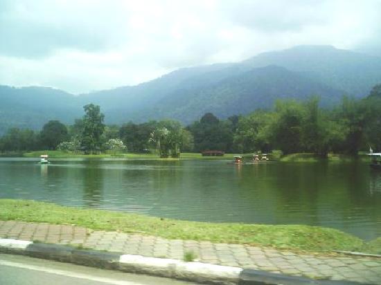 Selama Malaysia  city photo : Taiping Lake Foto di Hotel Seri Malaysia, Taiping TripAdvisor