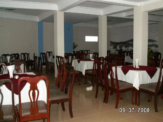 Suoi Cat Hotel, Dalat - Restaurant