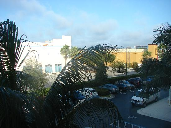 Doral, FL: Vista desde la habitación