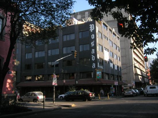 بوسادا فيينا هوتل: HOTEL