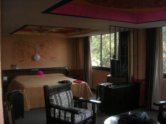Posada Viena Hotel: CHAMBRE 219