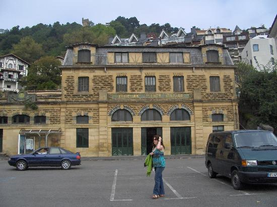 San Sebastian - Donostia, Spain: Get the Funeculare to Mount Igueldo here