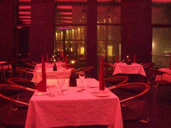 Silica Hotel: Lava restaurant