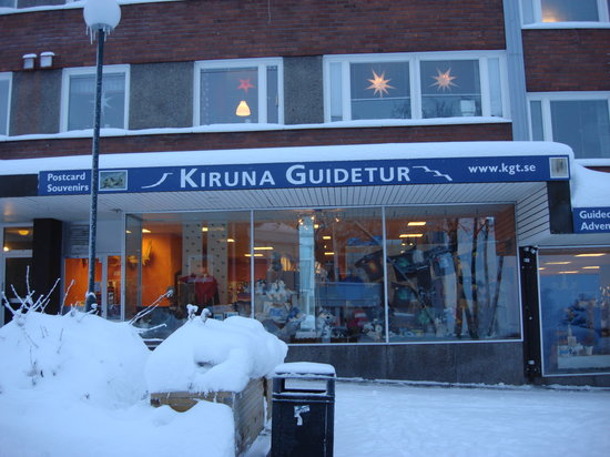 office de tourisme kiruna