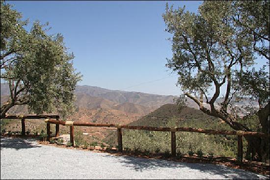 Casa Rural Cortijo Valavero: Marvelous views