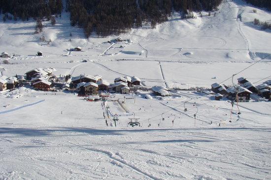 Livigno, Italy: christmas 2008