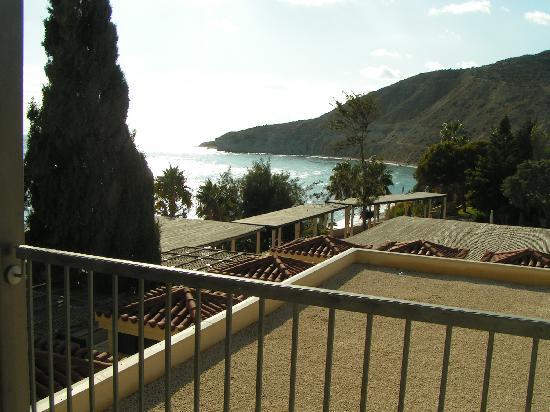 Columbia Beach Resort Pissouri: View from 1st Floor Bedroom