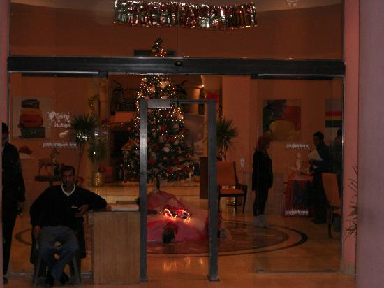 Park Inn by Radisson Sharm El Sheikh Resort: lobby