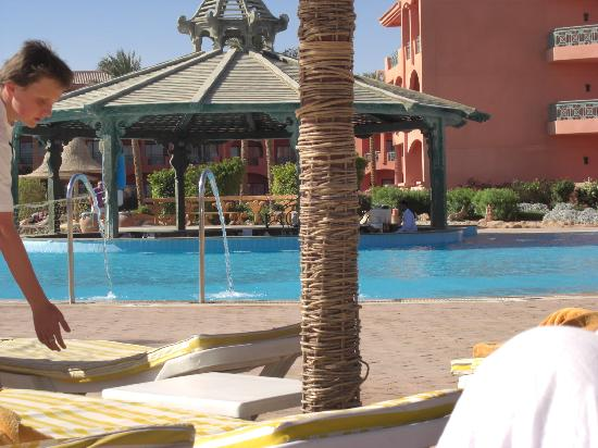 Park Inn by Radisson Sharm El Sheikh Resort: Heated Pool & Pool Bar