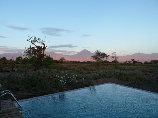 Tierra Atacama Hotel & Spa: pool, facing the countryside