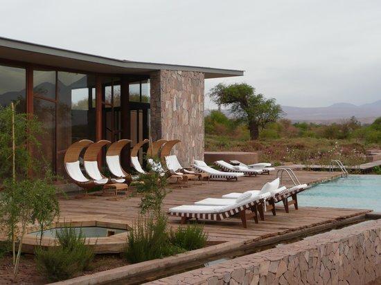 Tierra Atacama Hotel & Spa: spa area