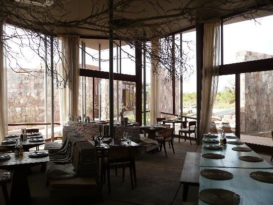 Tierra Atacama Hotel & Spa: dining area