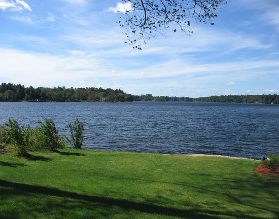 Salem, Nueva Hampshire: view of Canobie Lake