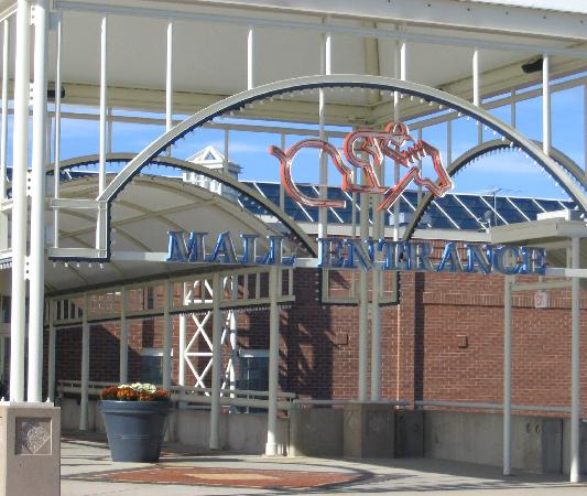 Salem, NH: Rockingham Mall shopping center