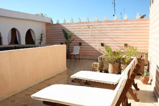 Riad Aguaviva: un poquito de sol