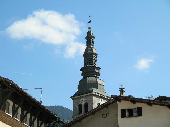 La Residence: le clocher (2)