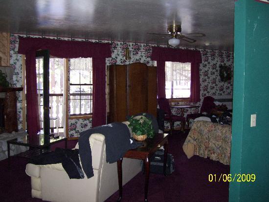Black Forest Lodge : More room