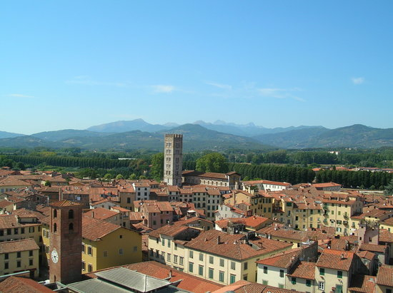 Lucca Bed and Breakfasts