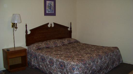 Mountain View Motel: comfortable and clean
