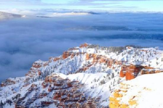 Cedar Breaks National Monument: Cedar Breaks 1