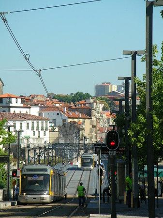 Oporto, Portugal: Porto - le metro