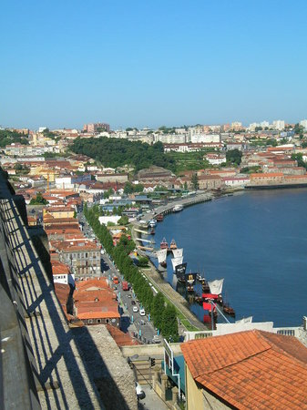 Oporto, Portugal: Porto - Les bords du fleuve
