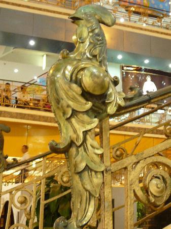 Thuong Xa Tax (Saigon Tax Trade Center): le coq de la rampe