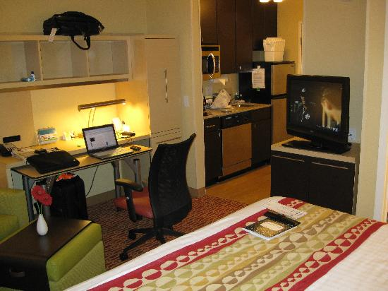 TownePlace Suites Jacksonville: Room
