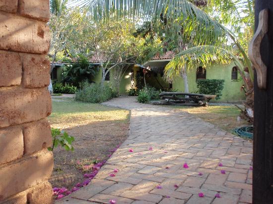 Quinta D'Liz: walkway
