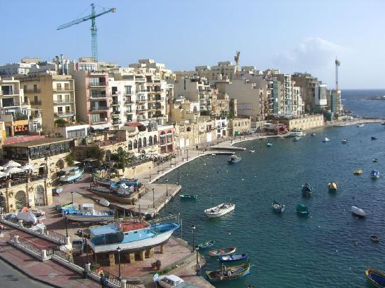 Hotel Juliani : Blick vom Balkon