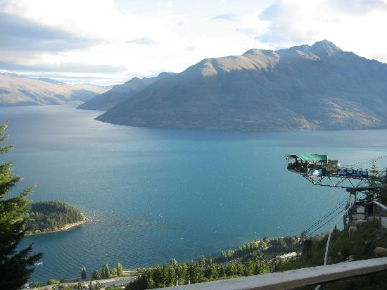 Queenstown, New Zealand: At Bob's Peak